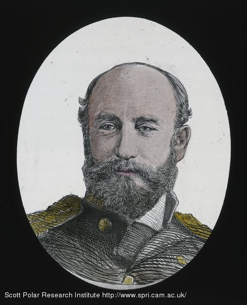 Nares, Sir George Strong (1831-1915)<br />