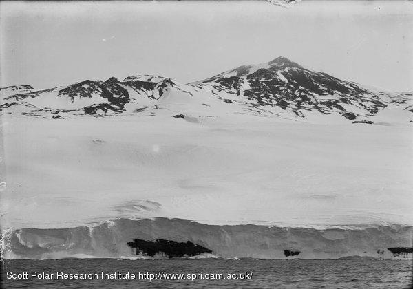 Mt. Terror at 6.30 p.m. Jan. 3rd 1911.