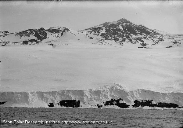 Mt. Terror, Jan. 3rd 1911.