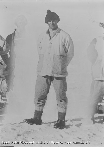 Captain Oates. January 26th 1911
