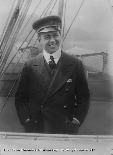 Scott, Captain Robert Falcon (1868-1912)<br />