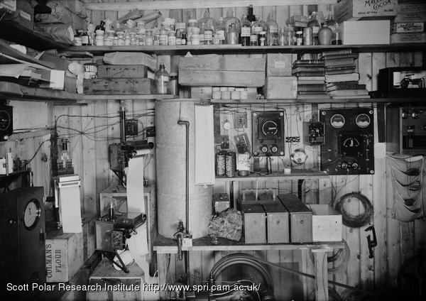 Dr Simpson's Laboratory