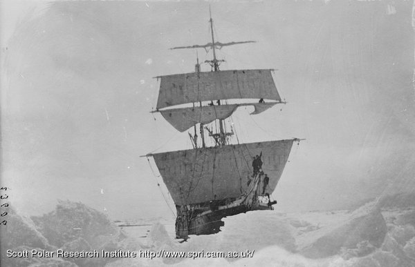 British Antarctic Expedition 1907-09