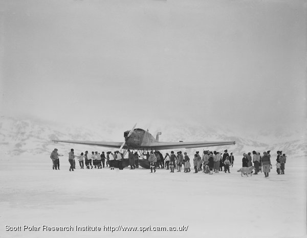 British Arctic Air Route 1930