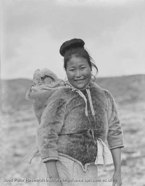 Traditional Inuit Clothes For Women